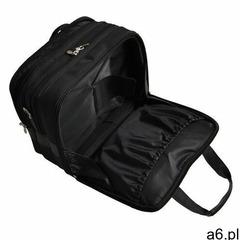 Skórzana torba podróżna na laptopa z odpinanym wózkiem teczka 3w1 mcklein chicago 73585, kolor różow - ogłoszenia A6.pl
