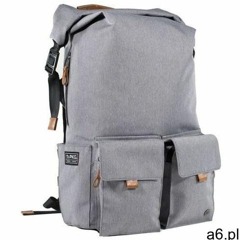 "PKG plecak na laptopa Concord Laptop Backpack 15/16"" - jasnoszary (PKG-CONC-LG01TN) - 1"