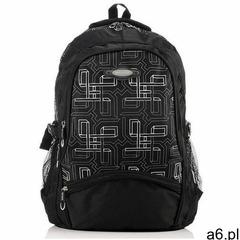 Stylowy młodzieżowy plecak na laptopa craft czarny marki Bag street - ogłoszenia A6.pl