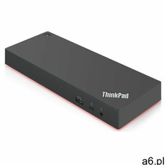 Stacja dokująca Lenovo ThinkPad Thunderbolt 3 Dock 135W 40AN0135EU- Zamów do 16:00, wysyłka kurierem - ogłoszenia A6.pl