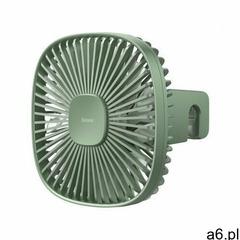 Wentylator BASEUS CXZR-06 Natural Wind Zielony - ogłoszenia A6.pl
