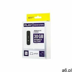 modem 4g e3372 play bez simlock+karta 30gb na internet- natychmiastowa wysyłka, ponad 4000 punkt - ogłoszenia A6.pl