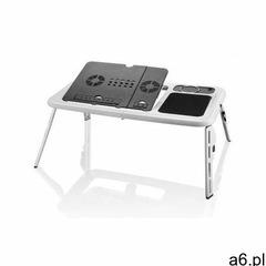 S.t.i. ltd. Składany stolik pod laptopa e-table + chłodzenie + regulacje... - ogłoszenia A6.pl