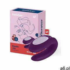 Wibrator dla Par Double Joy Fioletowy   100% DYSKRECJI   BEZPIECZNE ZAKUPY, 73-4002408 - ogłoszenia A6.pl