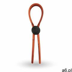 Zacisk erekcyjny lasso - velv'or rooster ragnar lasso design cock ring czerwony (8717903275320) - ogłoszenia A6.pl