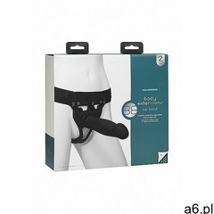 Przedłużka na penisa - be bold - black -czarna 0800-08-bx marki Doc johnson - body extensions - ogłoszenia A6.pl