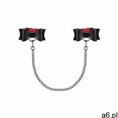 Kajdanki obsessive a745 cuffs rozmiar: uniwersalny, kolor: czarny/nero, obsessive - ogłoszenia A6.pl