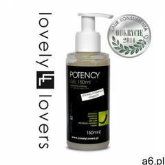 Potency gel, nowa wyjątkowo skuteczna formuła marki Lovely lovers - ogłoszenia A6.pl