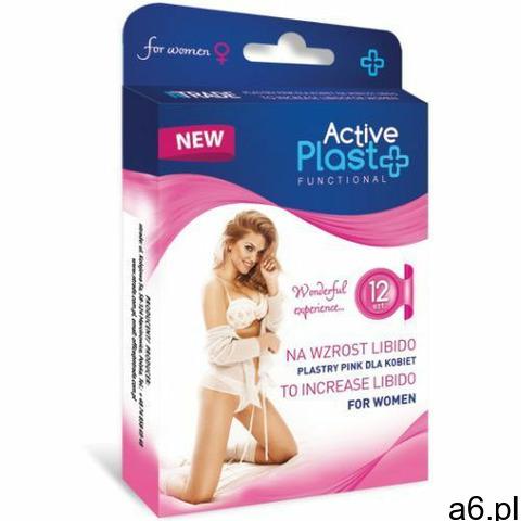 Plastry na libido PINK dla kobiet. Twoje libido w wielkiej formie, EB2C-84180 - 1