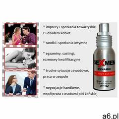 Perfumy Dla Niego Sexmen Dynamic 50ml For Men - ogłoszenia A6.pl