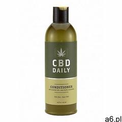 Odżywka cbd daily z olejem z nasion konopi indyjskich- 16 uncji / 473 ml - xeucbdc016 - cbd daily co - ogłoszenia A6.pl