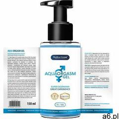 Medica-group (pl) Aqua orgasm gel 150 ml - żel poślizgowy pobudzający doznania (5905669259194) - ogłoszenia A6.pl