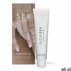 Żel do stymulacji i masturbacji - slow sex finger play gel marki Bijoux indiscrets - ogłoszenia A6.pl