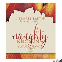 Smakowy żel nawilżający - intimate earth lube 3ml saszetka nektarynka - ogłoszenia A6.pl