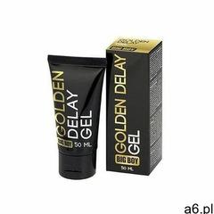 Big boy Żel dla męskiej siły i długiego seksu - golden delay gel (8718546543494) - ogłoszenia A6.pl