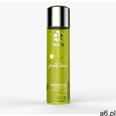 Balsam jadalny do masażu - swede fruity love massage 120 ml wanilia i gruszka - ogłoszenia A6.pl
