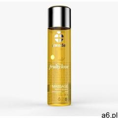 Balsam jadalny do masażu - fruity love massage 120 ml owoce tropikalne i miód marki Swede - ogłoszenia A6.pl