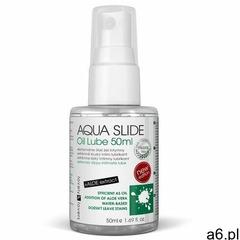 Lovely Lovers Aqua Slide Oil Lube 50 ml (5901687650166) - ogłoszenia A6.pl