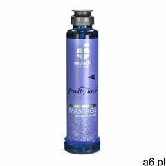 Swede Fruity love blueberry cassis olejek do masażu o smaku i zapachu jagód i czarnej porzeczki 200  - ogłoszenia A6.pl