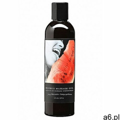 Arbuzowy jadalny olejek do masażu - 8oz / 237ml - mse004 - watermelon edible massage oil - 8oz / 237 - ogłoszenia A6.pl