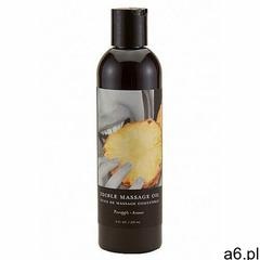 Ananasowy jadalny olejek do masażu - 8oz / 237ml - mse011 - pineapple edible massage oil - 8oz / 237 - ogłoszenia A6.pl