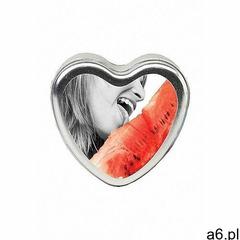 Jadalna świeca do masażu o smaku arbuzowym - 4oz / 113g - hsck004 - watermelon edible massage candle - ogłoszenia A6.pl