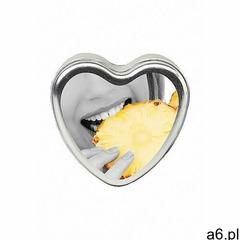 Jadalna świeca do masażu o smaku ananasowym - 4oz / 113g - hsck011 - pineapple edible massage candle - ogłoszenia A6.pl