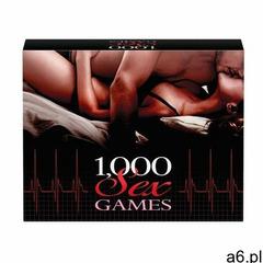 Gra erotyczna dla dwojga - 1000 sex games eng marki Kheper games - ogłoszenia A6.pl