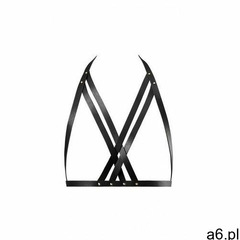 Bijoux Indiscrets - MAZE Halter Bra Harness Black | Dyskrecja i Bezpieczeństwo, BU116A - ogłoszenia A6.pl