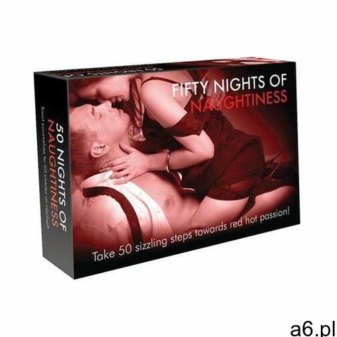 Gra erotyczna dla dwojga - fifty nights of naughtiness eng - 1