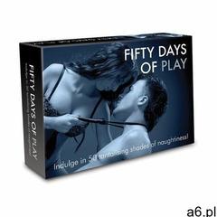 Gra erotyczna dla dwojga - fifty days of play eng - ogłoszenia A6.pl