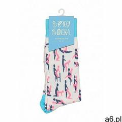 Zabawne śmieszne skarpetki sutra socks 36-41 - sexy socks - sutra socks - 36-41 marki Shots - sexy s - ogłoszenia A6.pl