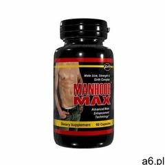 Manhood MAX - szybkie powiększanie penisa - ogłoszenia A6.pl
