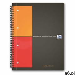 Kołonotatnik fillingbook a4+ 100k kratka marki Oxford - ogłoszenia A6.pl