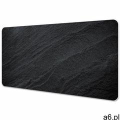 Duża podkładka ochronna na biurko Duża podkładka ochronna na biurko Czarny piasek - ogłoszenia A6.pl