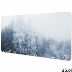 Duża podkładka ochronna na biurko duża podkładka ochronna na biurko zimowe drzewa marki Dywanomat.pl - ogłoszenia A6.pl