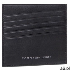 Etui na karty kredytowe TOMMY HILFIGER - Fine Cc Holder AM0AM06305 BDS - ogłoszenia A6.pl
