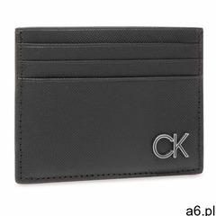 Etui na karty kredytowe CALVIN KLEIN - Cardholder 6Cc K50K506749 BAX - ogłoszenia A6.pl