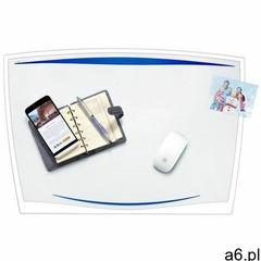 Podkładka na biurko ice, 65,6x44,8cm, transparentna niebieska marki Cep - ogłoszenia A6.pl