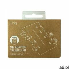 Uniq sim adapter traveller kit 7in1 organizer - ogłoszenia A6.pl