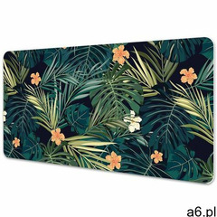 Mata na biurko mata na biurko kwiaty i liście marki Dywanomat.pl - ogłoszenia A6.pl