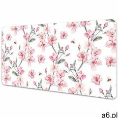 Mata na biurko mata na biurko subtelne kwiaty marki Dywanomat.pl - ogłoszenia A6.pl