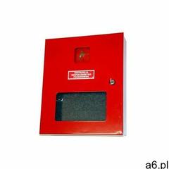 Szafka na instrukcję bezpieczeństwa pożarowego f-360 marki B/d - ogłoszenia A6.pl