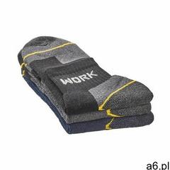 Skarpety bawełniane stopki r. 39-42 work mix 3 pary marki Nordstar - ogłoszenia A6.pl