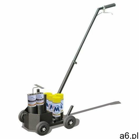Wózek do malowania pasów - 1