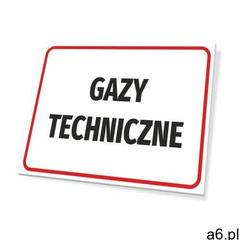 Tabliczka gazy techniczne - ogłoszenia A6.pl