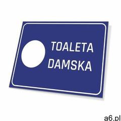 Wally - piękno dekoracji Tabliczka toaleta damska - ogłoszenia A6.pl