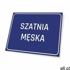 Tabliczka szatnia męska - ogłoszenia A6.pl