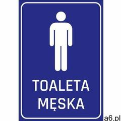 Naklejka toaleta męska - ogłoszenia A6.pl