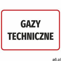 Naklejka gazy techniczne - ogłoszenia A6.pl